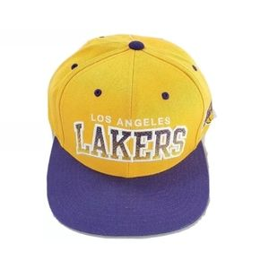 Los Angeles Lakers Mitchell & Ness Snapback Cap